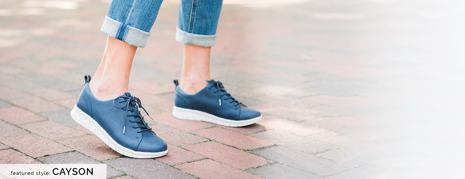 Featured Style: Cayson in Navy